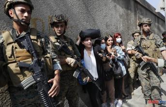 Beirut clash sparks sectarian anger as an echo of civil war