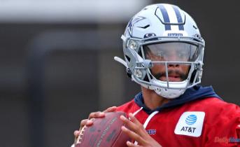 Dak Prescott injury update: Cowboys quarterback deals with shoulder problem