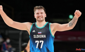 Luka Doncic scores 48 at Olympics debut; Slovenia defeats Argentina