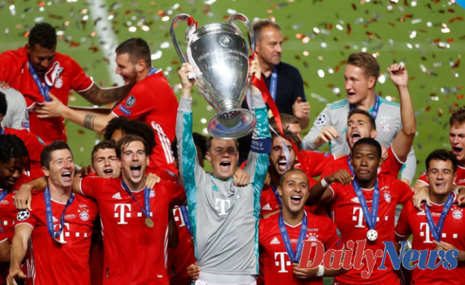 PSG-Bayern Munich 0-1: goals and highlights of the Champions League final; Coman decides