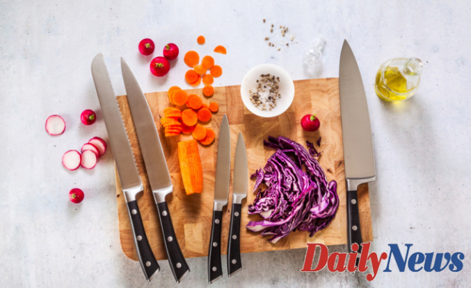 Ido Fishman Discusses The Knives That Every Kitchen Owner Should Have