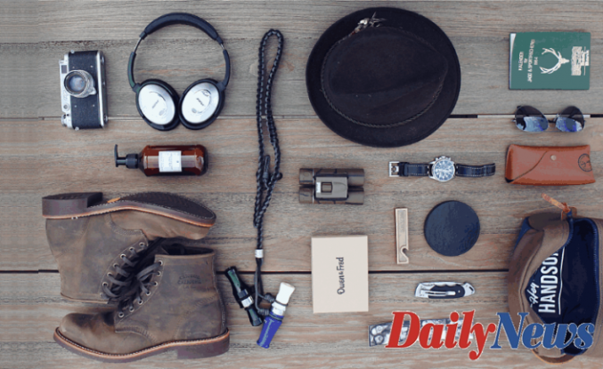 5 Items Every Style-Conscious Man Needs in his Life