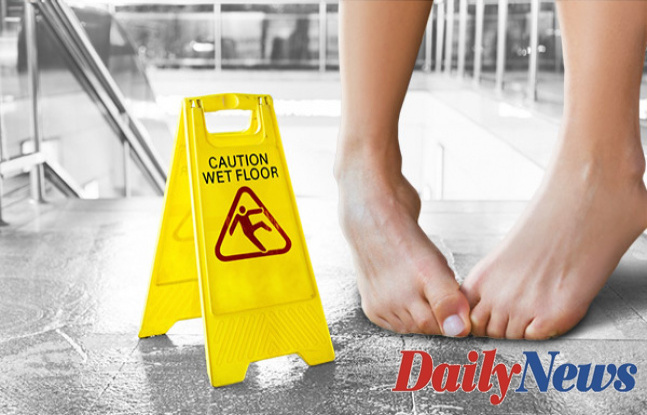 The Health Risks Associated with Sweaty Feet