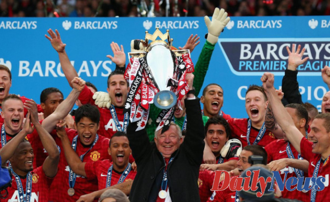 Who's In Contention For The English Premier League Title?