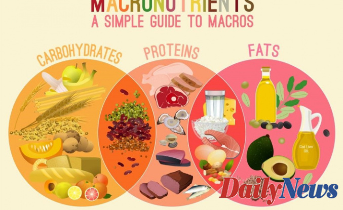 How To Count Macros For Weight Loss - What Is The Macro Diet?