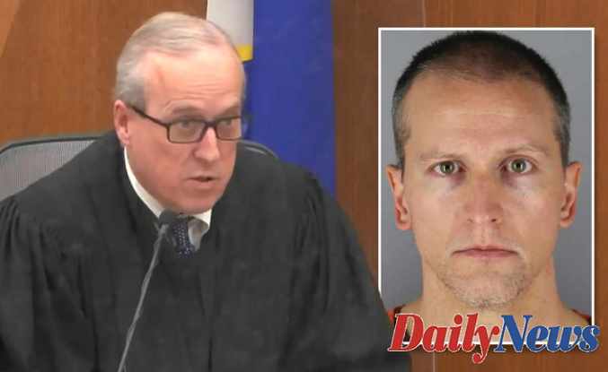 Judge denies Derek Chauvin defense Group's acquittal Petition in George Floyd's Departure