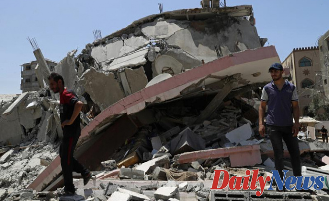 Escalating Mideast violence Occupies hallmarks of 2014 Gaza Warfare