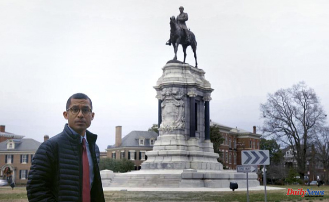 Documentary examines troubled past with Confederate statues