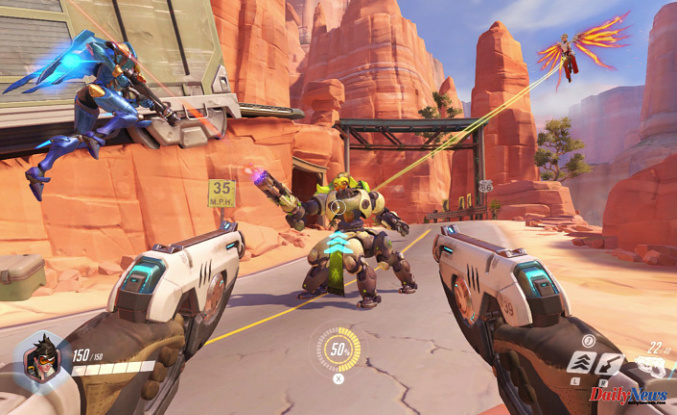 'Overwatch' is Eventually getting crossplay Service