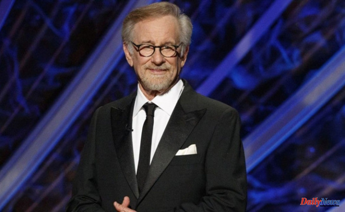 Steven Spielberg's production company signs a deal with Netflix