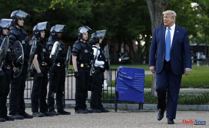 Surveys Reveal Trump Forced Justice Dept. over 2020 election
