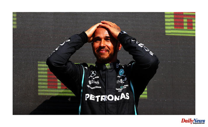 After colliding with another driver at the British Grand Prix, Lewis Hamilton, F1 star, was subject to racist abuse