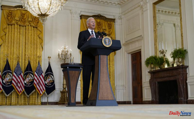 Biden: More threats than Taliban-controlled Afghanistan