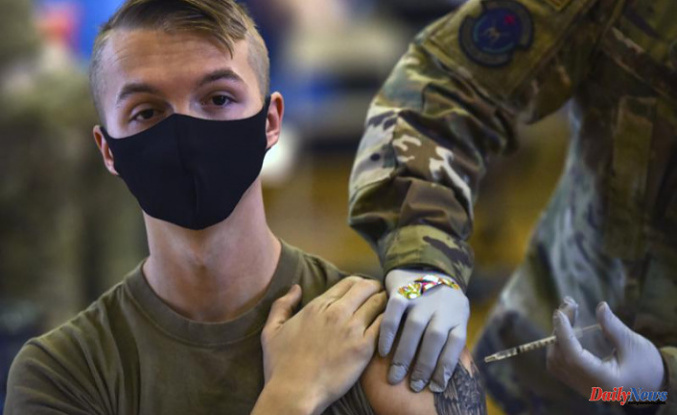 Pentagon: US troops need to get their COVID-19 vaccinations ASAP