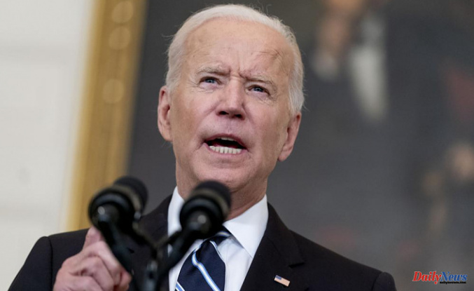 Analysis: Biden fights to remain unvaccinated during the virus battle