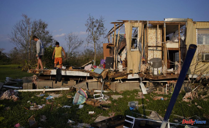 Energy company: The restoration of Hurricane Ida could take several weeks