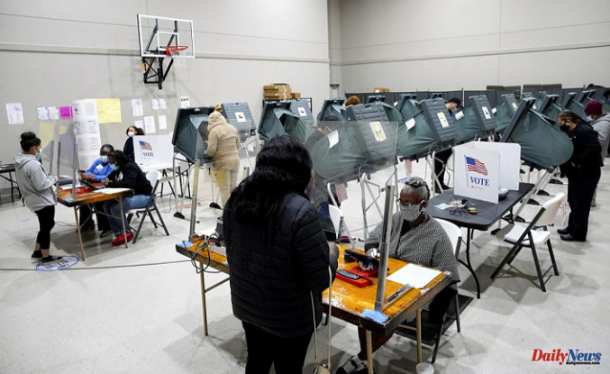 GOP states tighten their rules after voters accepted mail ballots