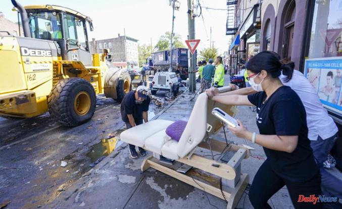 Northeast Deals with Ida Waterlogged Homes