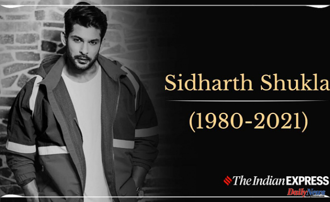 Sidharth Shukla, an actor who defied all odds, dies at the age of 40