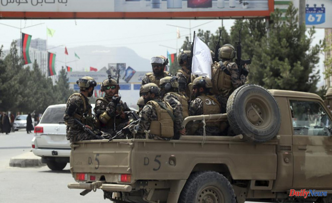 Victorious Taliban put their focus on governing after the US withdrawal