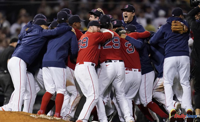 Bogaerts, Red Sox's dent Cole beat Yanks 6-2 in the AL wild card