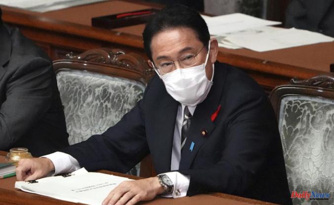 "Kishida pledges to lead Japan with ""trust and empathy"" to fix it"