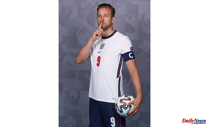 Harry Kane Nevertheless on nappy-changing Responsibility when taking England to the Euros