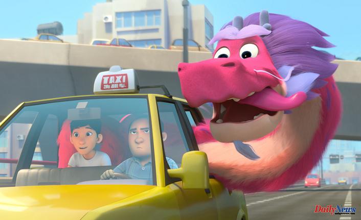 'Wish Dragon' Overview: Shanghai-Set Netflix Movie Makes Attitude What It Lacks in Originality